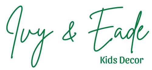 Ivy & Eade Kids Decor